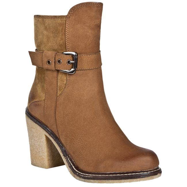Boots LANQIER - 31C509 Brown