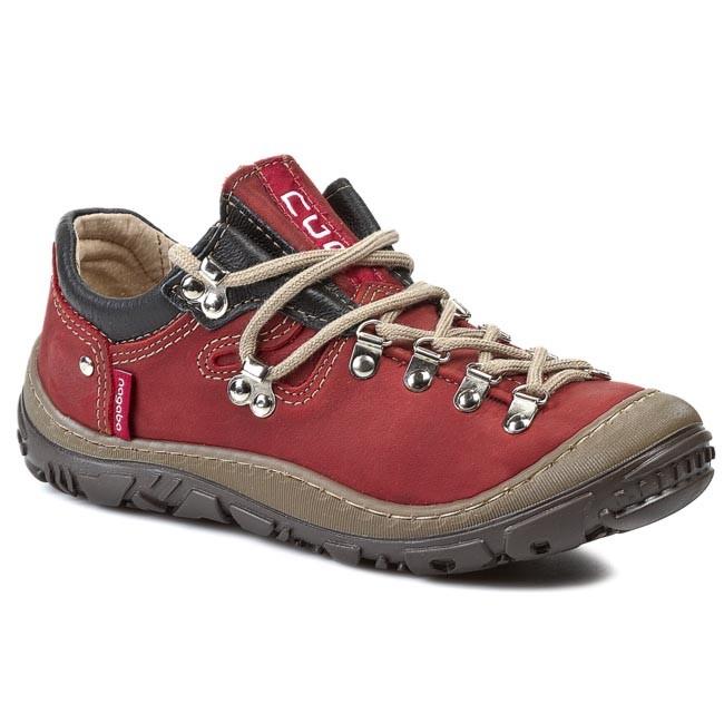 Shoes NAGABA - 054 Red