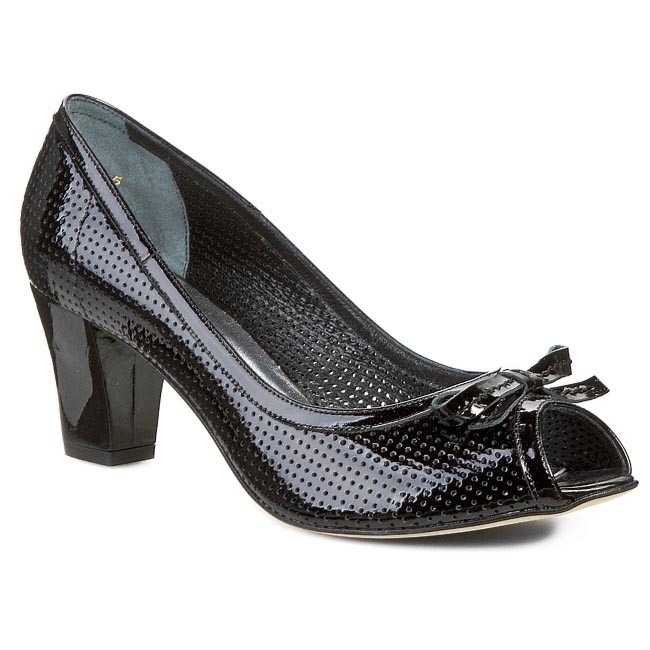 Shoes BALDOWSKI - 292 Black