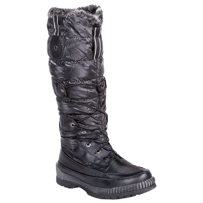 Snow Boots NEW AGE - HX23-011 Black