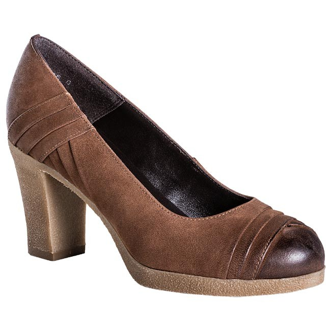Shoes BUT-S - R333-F90-0S0 Brown