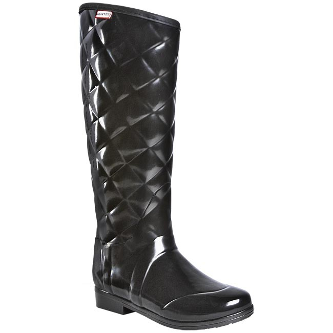 Wellingtons HUNTER - W23790 Black