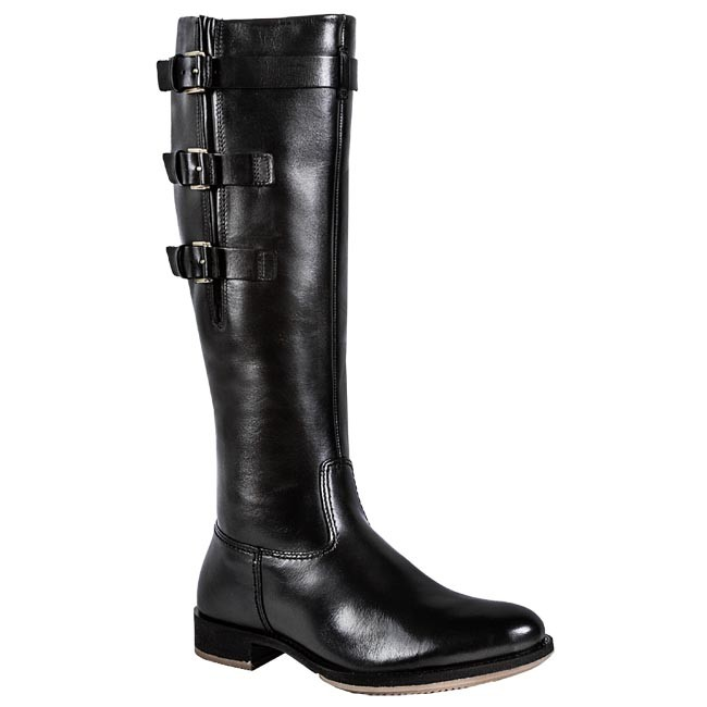 Knee High Boots ECCO - Saunter 23456311001 Black