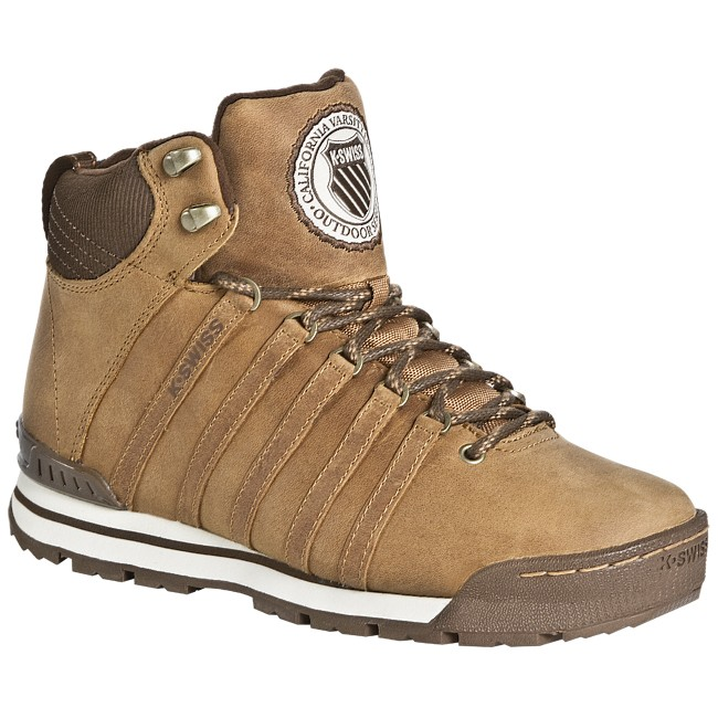 Hiking Boots K-SWISS - 02555269 Brown