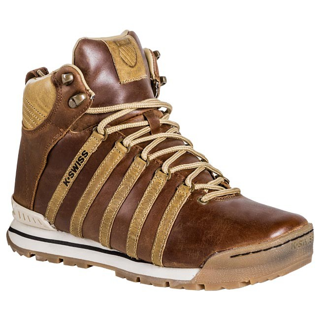 Hiking Boots K-SWISS - 02762277 Brown