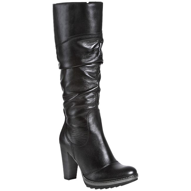 Knee High Boots BALDACCINI - 265000-0 Black