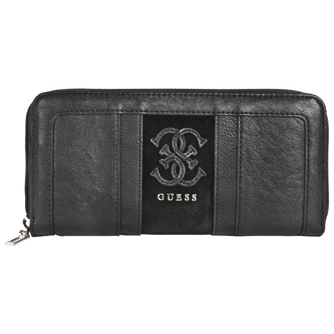 Large Women's Wallet GUESS - VG364446 Black