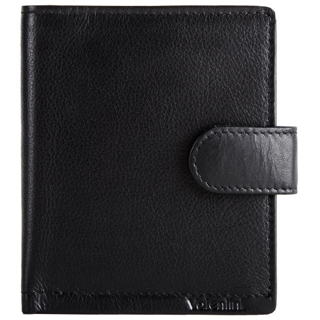 Small Men's Wallet VALENTINI - 169-116 Black