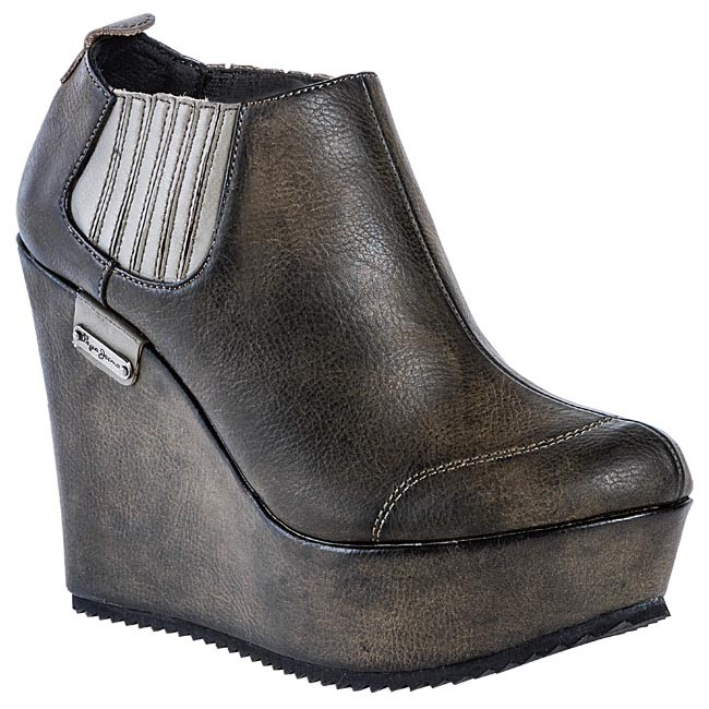 Boots PEPE JEANS - PFS10634 Grey