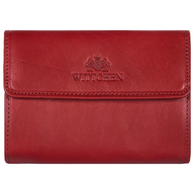 Small Women's Wallet WITTCHEN - 22-1-115-3 Red