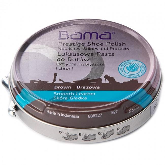 Pasta do obuwia BAMA - B27F Brązowy