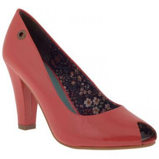 Shoes TOMMY HILFIGER - FW6BS00253 Pink Red