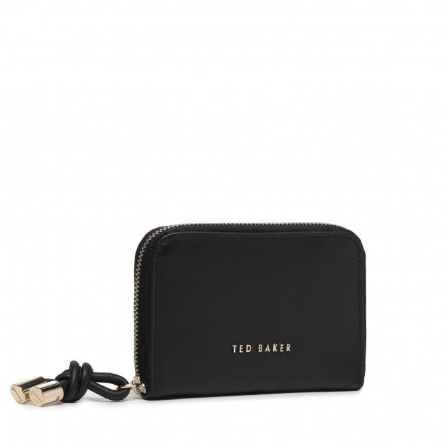 Small Women's Wallet TED BAKER - Moolah 253308  Black