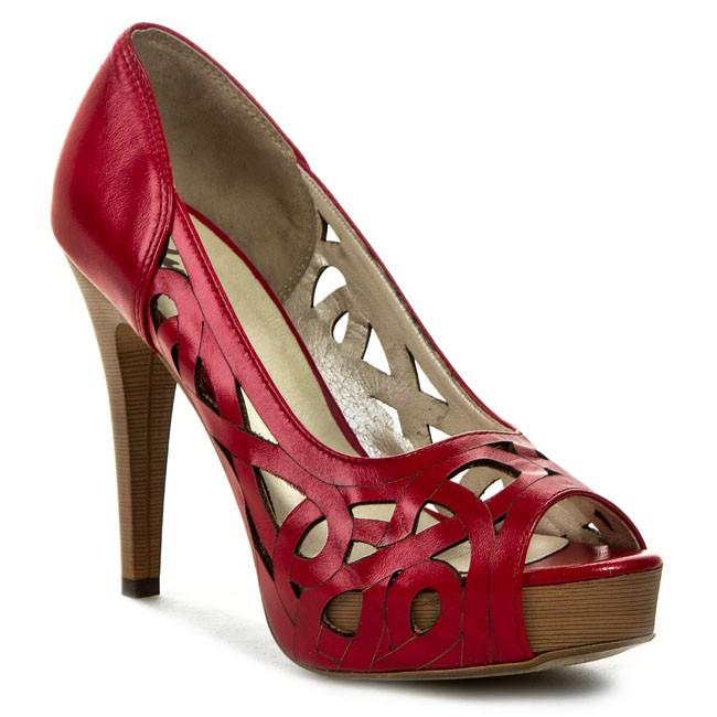 Stilettos R.POLAŃSKI - 0593 Red