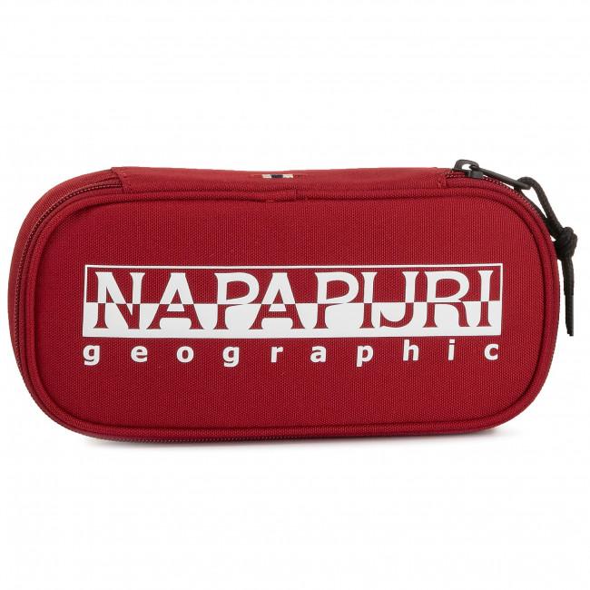 Pencil Case NAPAPIJRI - Happy Pen Organizer N0YID4 Red Scarlet R01