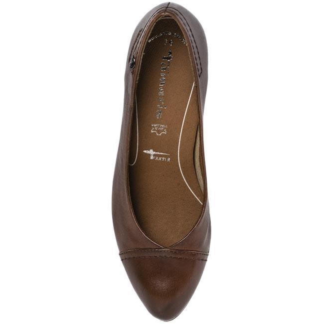 high heels tamaris 1 22408 20 nut 440 heels low shoes women 39 s shoes. Black Bedroom Furniture Sets. Home Design Ideas