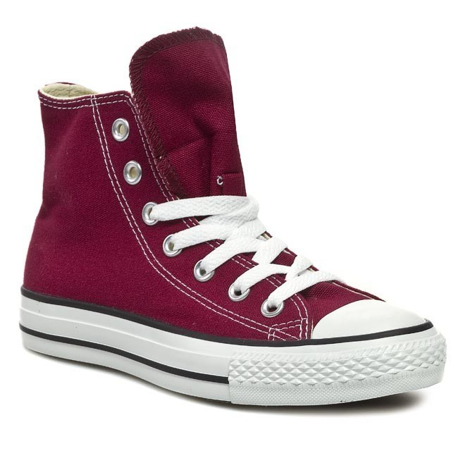 all star converse bordo