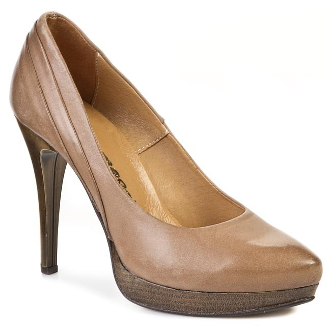 Shoes LAURA MESSI - 505-265 Grey