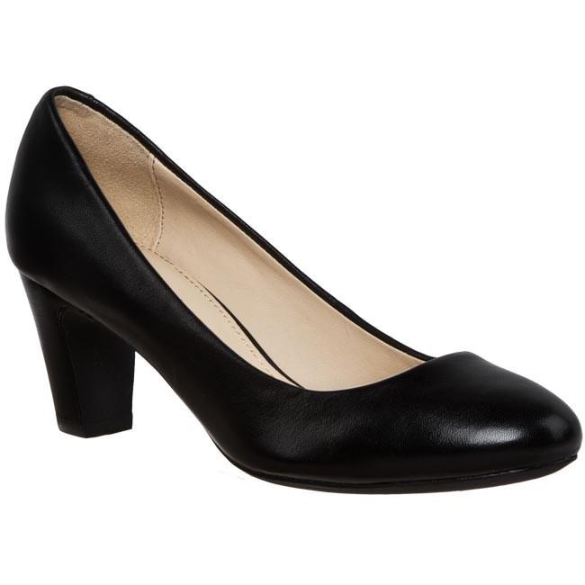 High Heels GEOX D Mariec.Mid B D32T7B 00085 C9999 Black