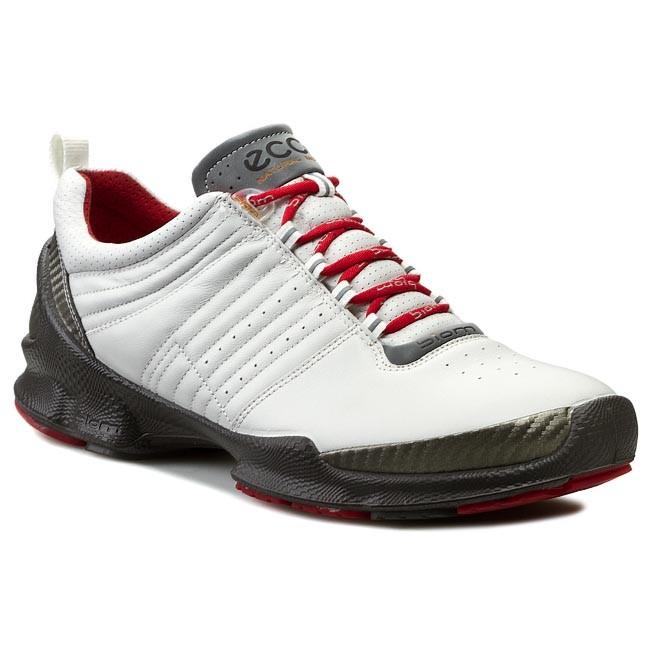 wähle spätestens abholen Schnäppchen 2017 Shoes ECCO - Biom Train 80151454509 Buffed Silver / White