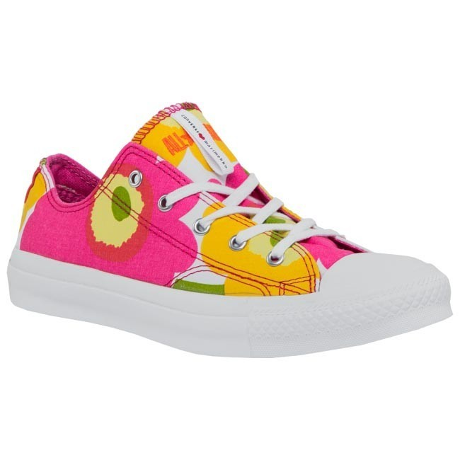 Sneakers CONVERSE - 537176C Pink/Orange