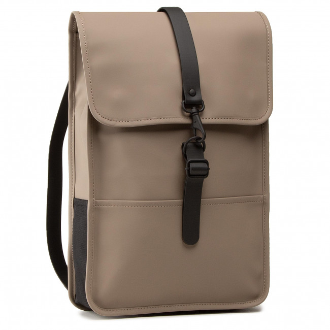 Backpack RAINS - Backpack Mini 1280 Taupe - Notebook bags and backpacks -  Leather goods - Accessories | efootwear.eu