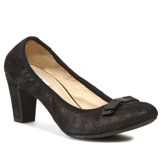 Shoes GEOX D Mariele Mid D D32T7D S00MA C9999 Black