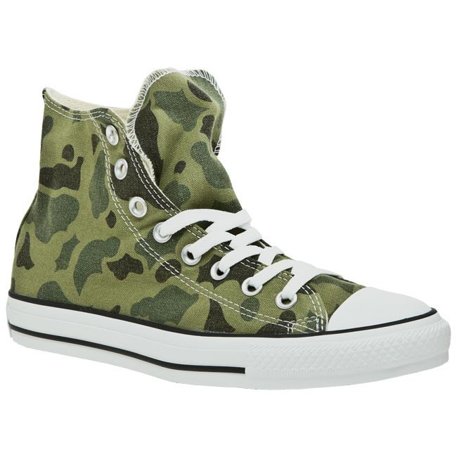 Sneakers CONVERSE CT Hi 136596C Olive Branch