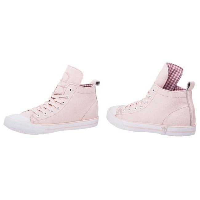 Sneakers GUESS FL1JKY FAB12 PINK