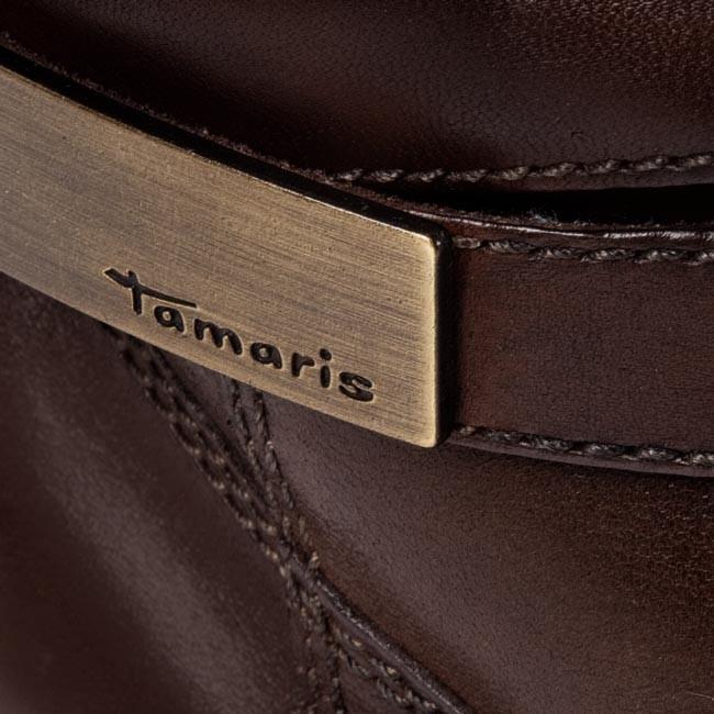 Knee High Boots TAMARIS 1 25539 21 Cafe 361