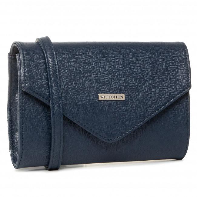 Handbag WITTCHEN - 90-4Y-707-7 Navy Blue