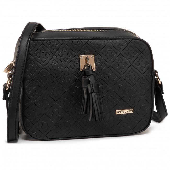 Handbag WITTCHEN - 90-4Y-609-1 Black