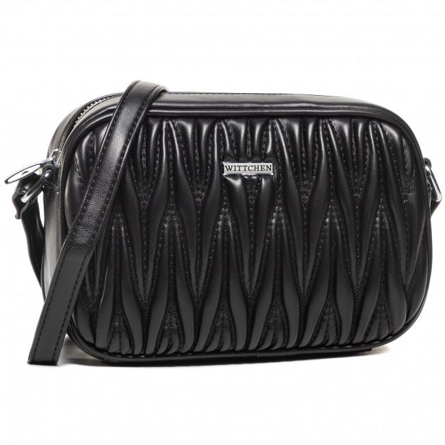 Handbag WITTCHEN - 91-4Y-602-1  Black