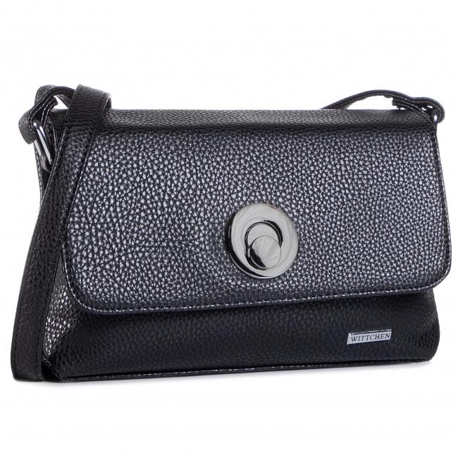 Handbag WITTCHEN - 91-4Y-612-1 Black