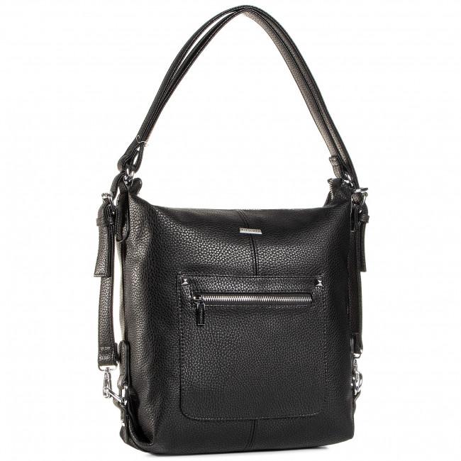 Handbag WITTCHEN - 91-4Y-615-1 Black