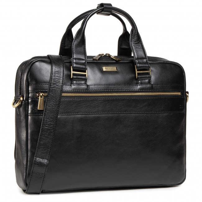 Laptop Bag WITTCHEN - 91-3U-303-1 Black