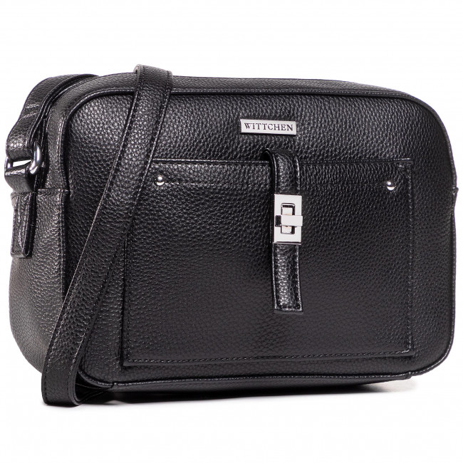 Handbag WITTCHEN - 91-4Y-401-1 Black