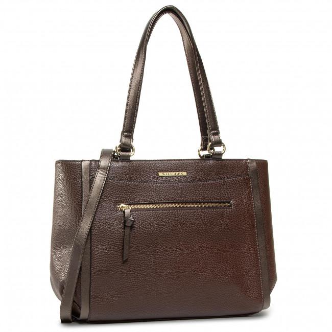 Handbag WITTCHEN - 91-4Y-202-4 Brown