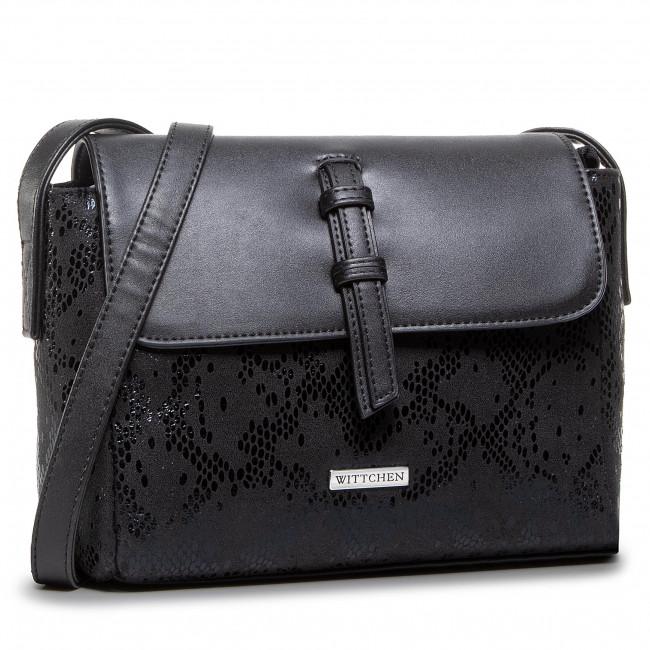 Handbag WITTCHEN - 91-4Y-207-1 Black