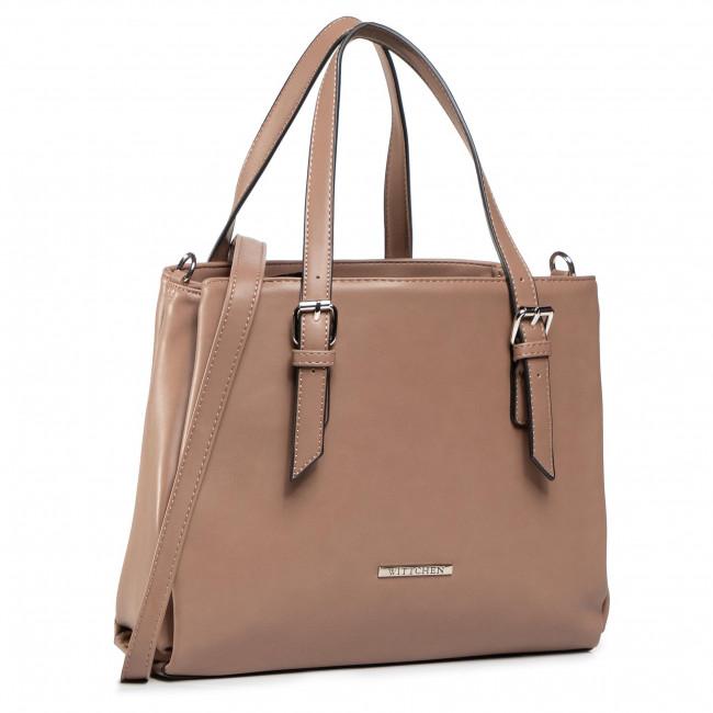 Handbag WITTCHEN - 91-4Y-701-9 Beige