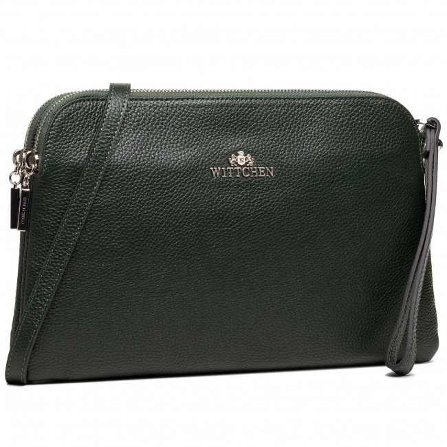 Handbag WITTCHEN - 29-4E-004-Z Green