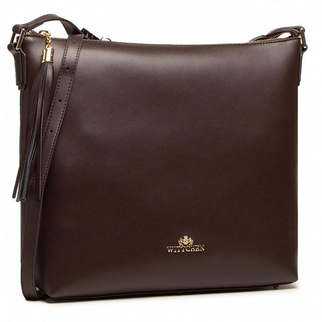 Handbag WITTCHEN - 29-4E-008-40 Brown