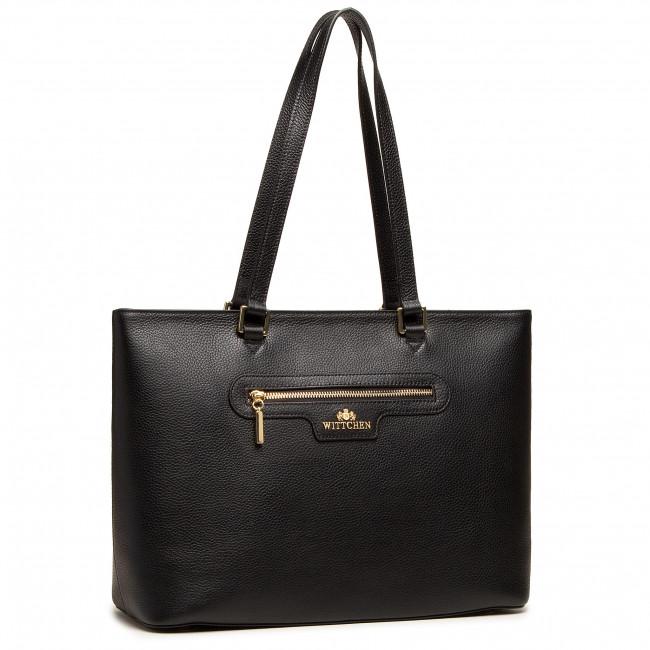 Handbag WITTCHEN - 29-4E-009-1 Black