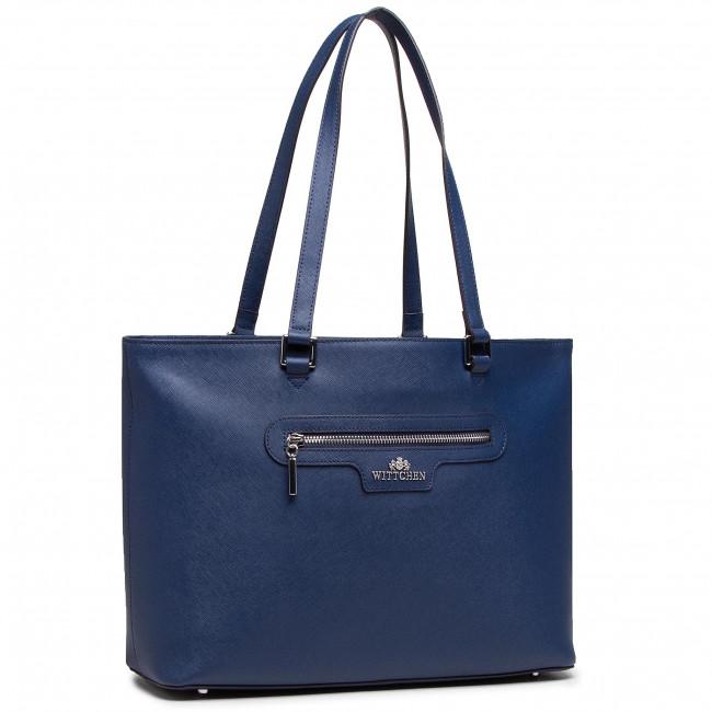 Handbag WITTCHEN - 29-4E-009-NN Navy Blue