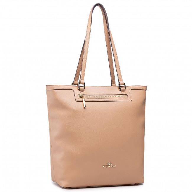 Handbag WITTCHEN - 92-4E-600-9 Beige