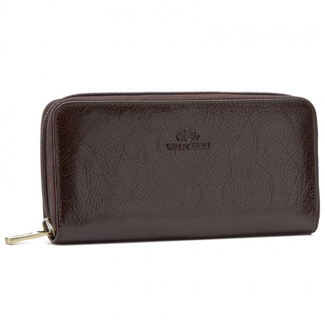 Large Women's Wallet WITTCHEN - 21-1-393-4 Brown