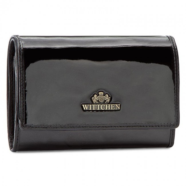 Large Women's Wallet WITTCHEN - 25-1-081-1 Black