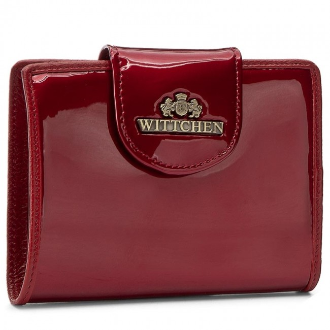 Small Women's Wallet WITTCHEN - 25-1-362-3 Red