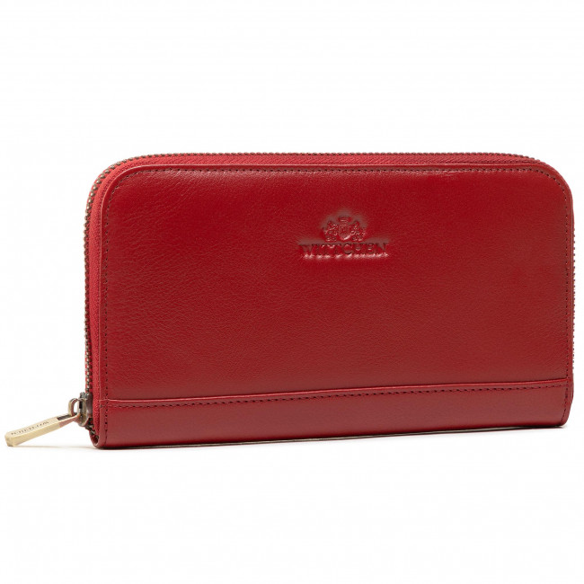 Large Women's Wallet WITTCHEN - 21-1-104-3 Red