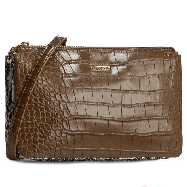 Handbag WITTCHEN - 81-4Y-510-4 Brown
